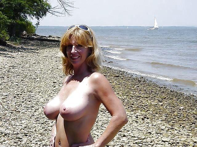 Beautiful Day At The Beach 17 by Voyeur TROC Porn Pics #14356280