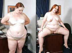 Dressed and undressed beauties 94 (only bbw )