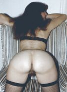 ASS: MILFS & MATURES IN STOCKINGS FROM BEHIND #20528706