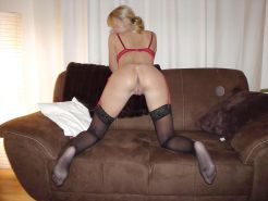 ASS: MILFS & MATURES IN STOCKINGS FROM BEHIND #20528925