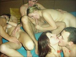 Steamy amateur group sex #7814145