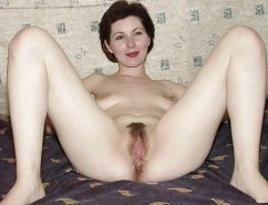 My collection of Russian hairy pussys - 12. Amateur.