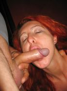 Redhead Wife in heat