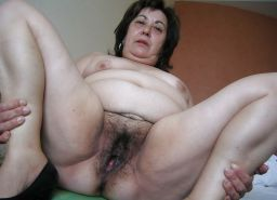 OLD,CHUBBY,BIG TITS,HAIRY PUSSY..YUM!