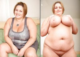 Dressed and undressed beauties 99 (only bbw )