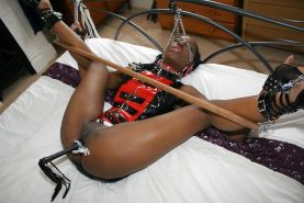 Pain pleasure sexslaves bdsm tied up taped up whipped 5 #15691612
