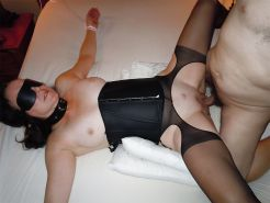 Pain pleasure sexslaves bdsm tied up taped up whipped 5 #15691725