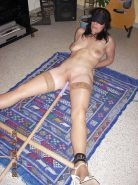 Pain pleasure sexslaves bdsm tied up taped up whipped 5 #15692181