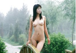 The Beauty of Chinese Small Tits in Nature