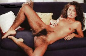 Sandra, very hairy babe 2