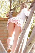 Upskirt and public pussy flashing. Show offs! #22223556