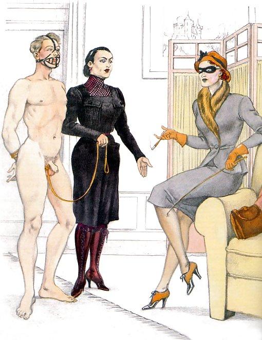 FemDom-BDSM-Cartoon 3 #6576068