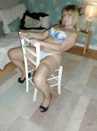 Suzanne, UK Blonde Mature