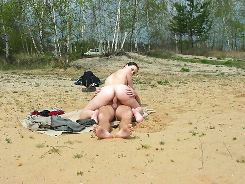 Bitch at the beach Porn Pics #17025332