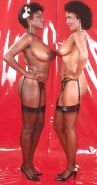 Ebony Ayes & Jeannie Pepper (2 All-Time Faves Together)