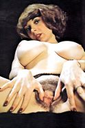 I LOVE VINTAGE HAIRY PUSSY #17210862