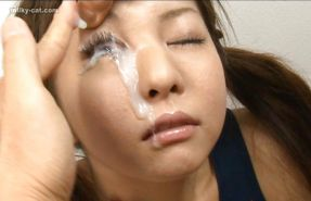 Weird and extreme Japanese cumshots