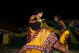 Tanzania Amazing Dance girls