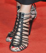 Feet of Sandra Bullock