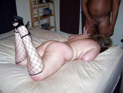 BBW wife loves to fuck bbc