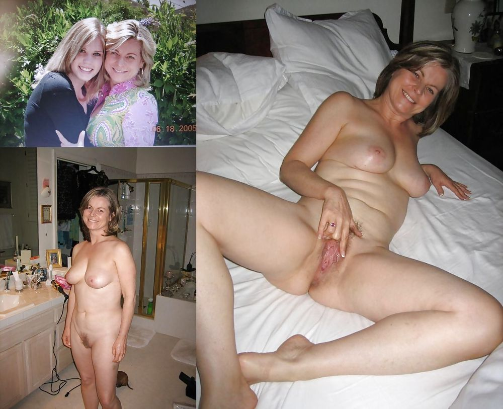 Dressed and undressed wives milf housewives Porn Pics #5214304