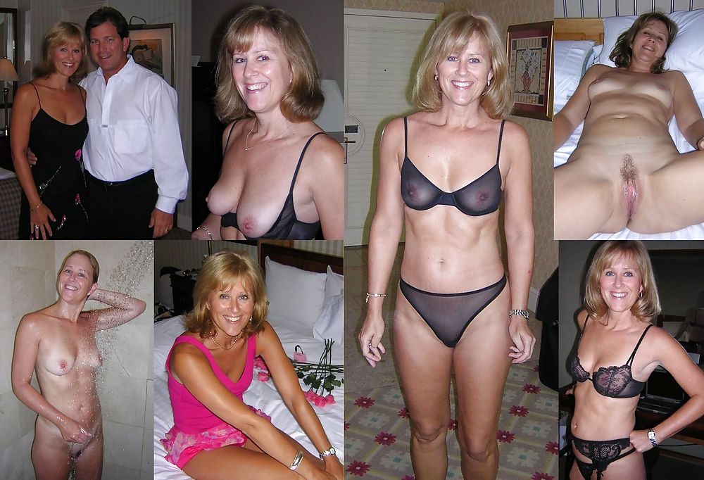 Dressed and undressed wives milf housewives Porn Pics #5214313