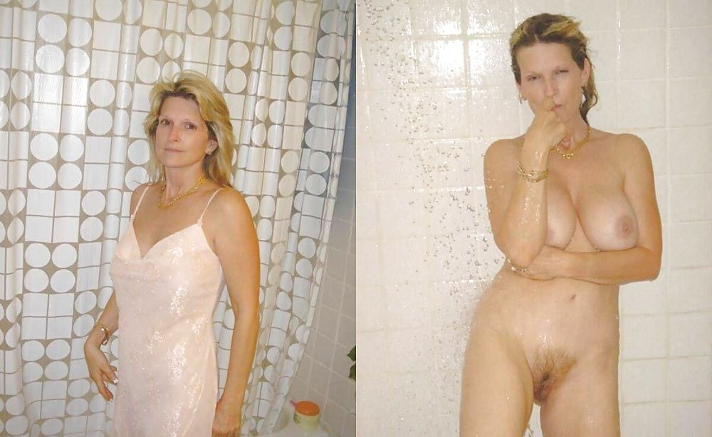 Dressed and undressed wives milf housewives Porn Pics #5214629