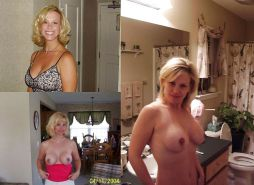 Dressed and undressed wives milf housewives Porn Pics #5214329