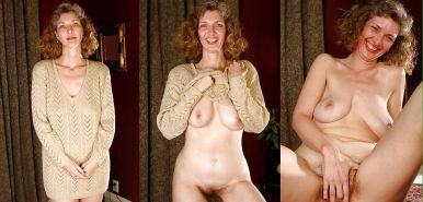 Dressed and undressed wives milf housewives Porn Pics #5214350