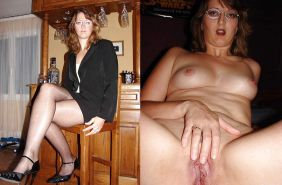 Dressed and undressed wives milf housewives Porn Pics #5214657