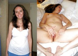 Dressed and undressed wives milf housewives Porn Pics #5214780