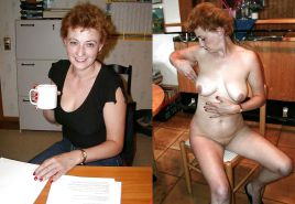 Dressed and undressed wives milf housewives Porn Pics #5215245