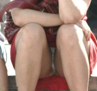 Upskirt Cameltoes #rec Amateur showing pussy PublicNudity 5 #15349406