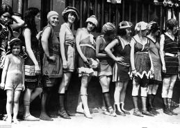 The Beauty of Vintage Beauty Contest (non nude)