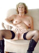Mature and milf in stocking and boots #16853335