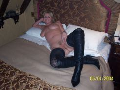 Mature and milf in stocking and boots #16853516