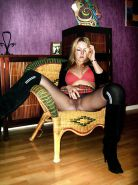 Mature and milf in stocking and boots #16853799