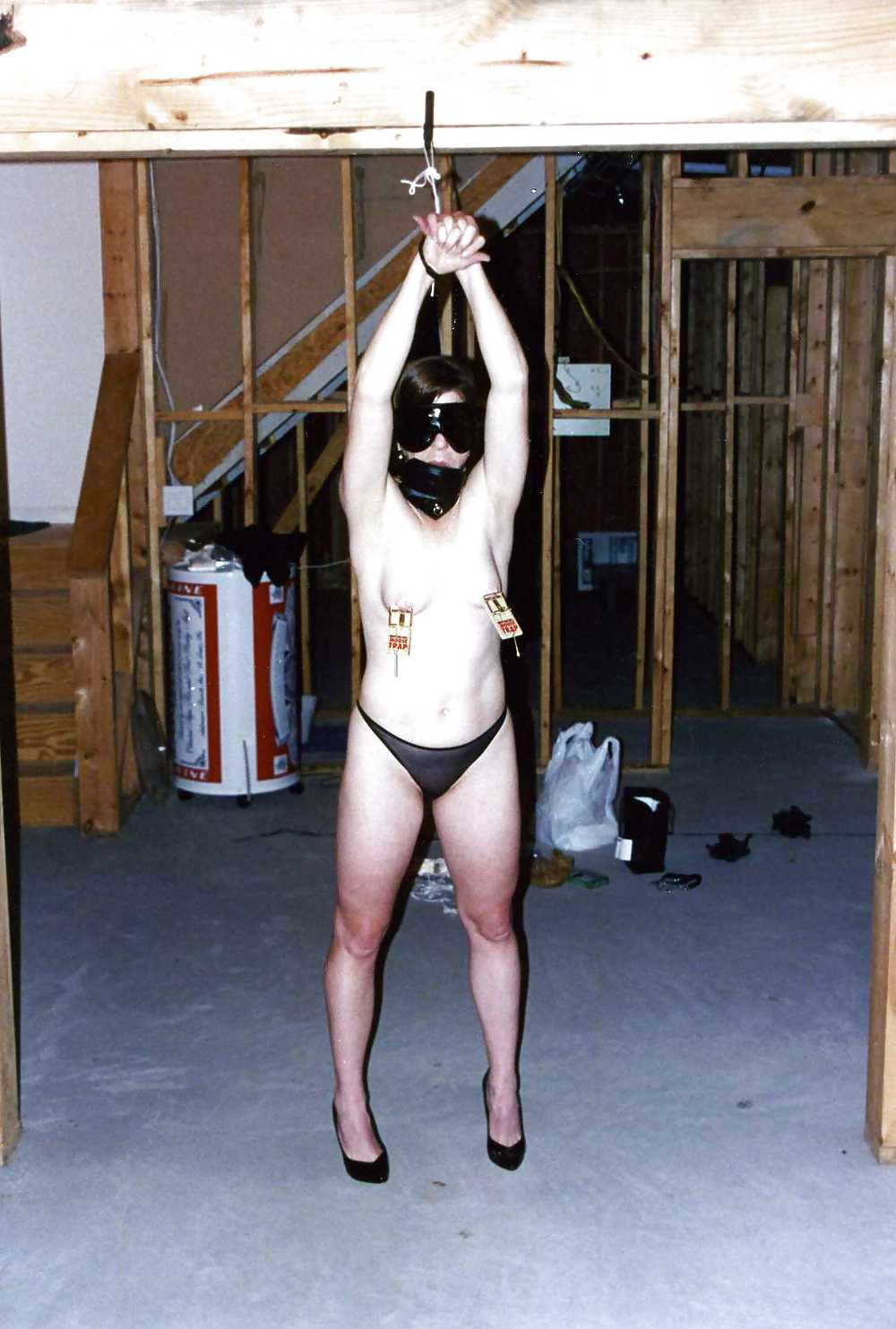 Amateur BDSM and bondage #5829661