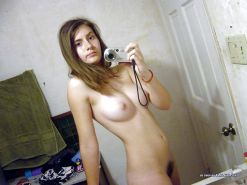 Hairy teen self shot #14112348