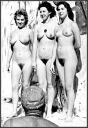 GIRLS TOGETHER VINTAGE HAIRY PUSSY #4269264