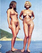 GIRLS TOGETHER VINTAGE HAIRY PUSSY #4269296