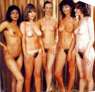GIRLS TOGETHER VINTAGE HAIRY PUSSY #4269353