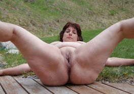 Hairy Mature Wives and Grannies #3579918