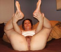 Hairy Mature Wives and Grannies #3580267