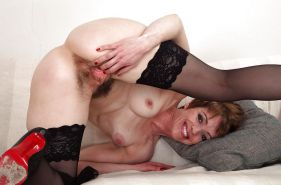 Hairy matures 4
