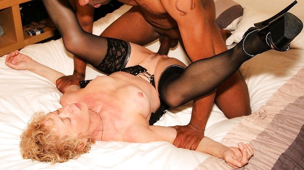 White Women Over 50 Fucking Black Men Porn Pics #18865814