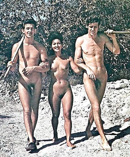 VINTAGE NUDISTS Porn Pics #22095675