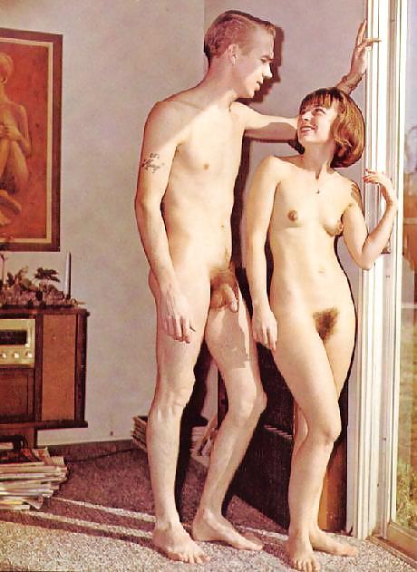VINTAGE NUDISTS Porn Pics #22095913