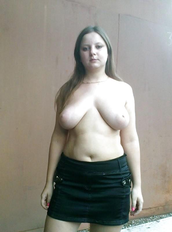 BUSTY CHUBBY AMATEUR - Naturgeiles Fickfleisch IV Porn Pics #3551048