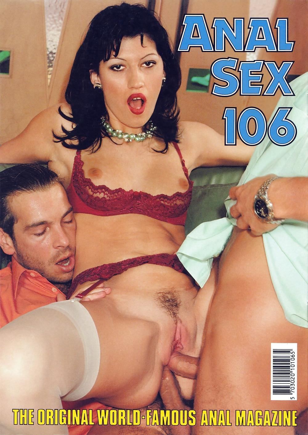 Anal Sex No.106 - Porn Mag #3369341